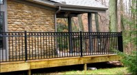 Railings and Patio Enclosures in Cincinnati, OH, and