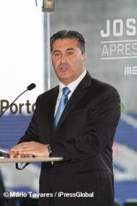 José Peseirto chega ao FC Porto com 55 anos e com vontade de conquistar títulos