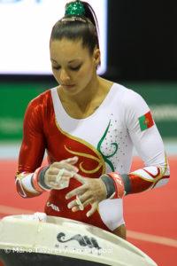 Filipa Martins é a grande revelação do ciclo olímpico Rio2016