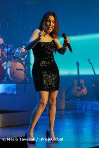 Ana Bacalhau brilhou com a sua magnifica voz
