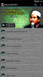 Download Dakwah Lucu : download, dakwah, Download, Ceramah, Anwar, Zahid, Pengajian, DownloadAPK.net