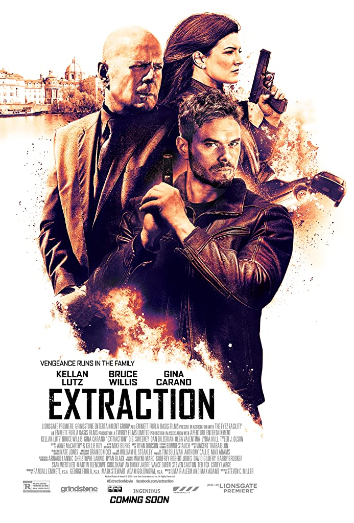 Lionsgate's Extraction - Trailer 1