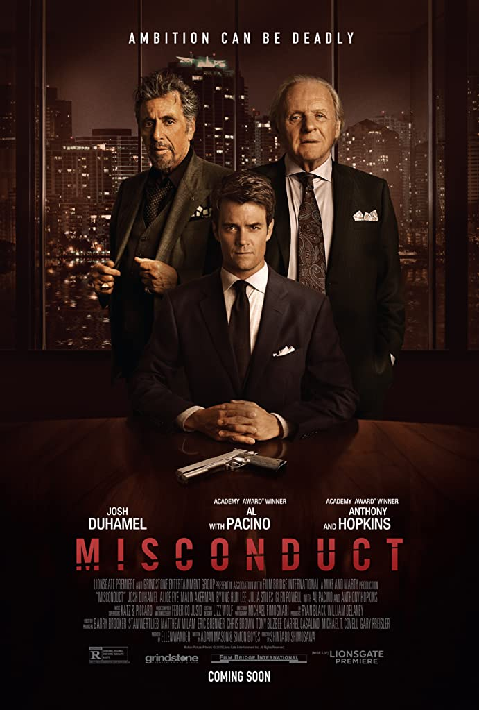 Lionsgate's Misconduct - Trailer 1