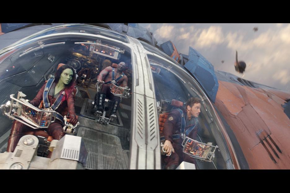 Guardians Of The Galaxy Vol. 2 Script Complete 2