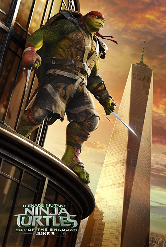 New Teenage Mutant Ninja Turtles: Out of the Shadows Trailer & Poster 6
