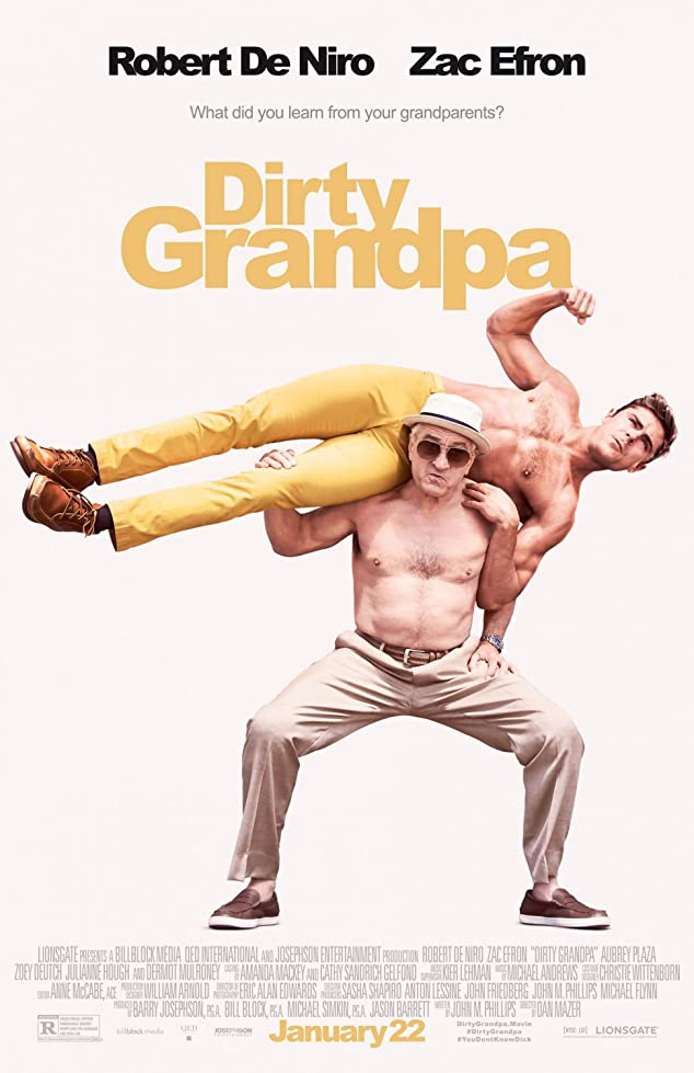 Dirty Grandpa - Final Trailer 3
