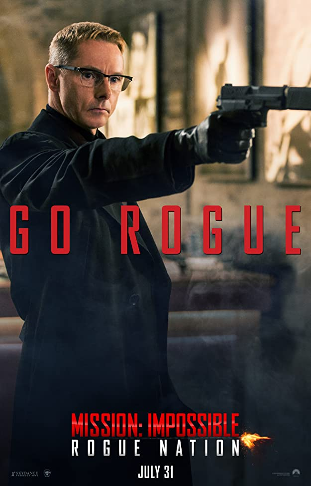 Mission: Impossible Rogue Nation - Trailer #3 2