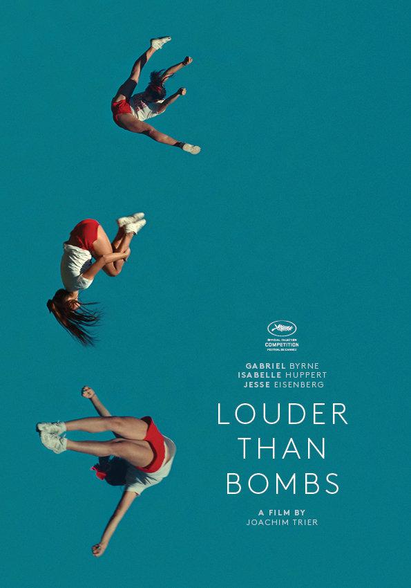 Louder Than Bombs Trailer Featuring Jesse Eisenberg & Gabriel Byrne 1