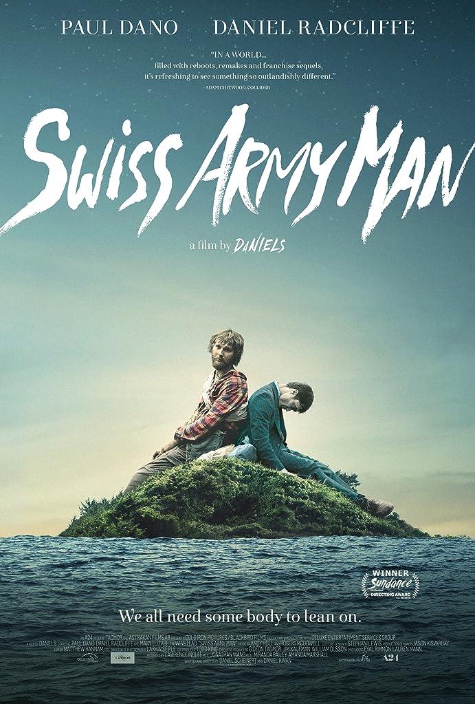 Swiss Army Man Trailer Featuring Daniel Radcliffe, Paul Dano 1