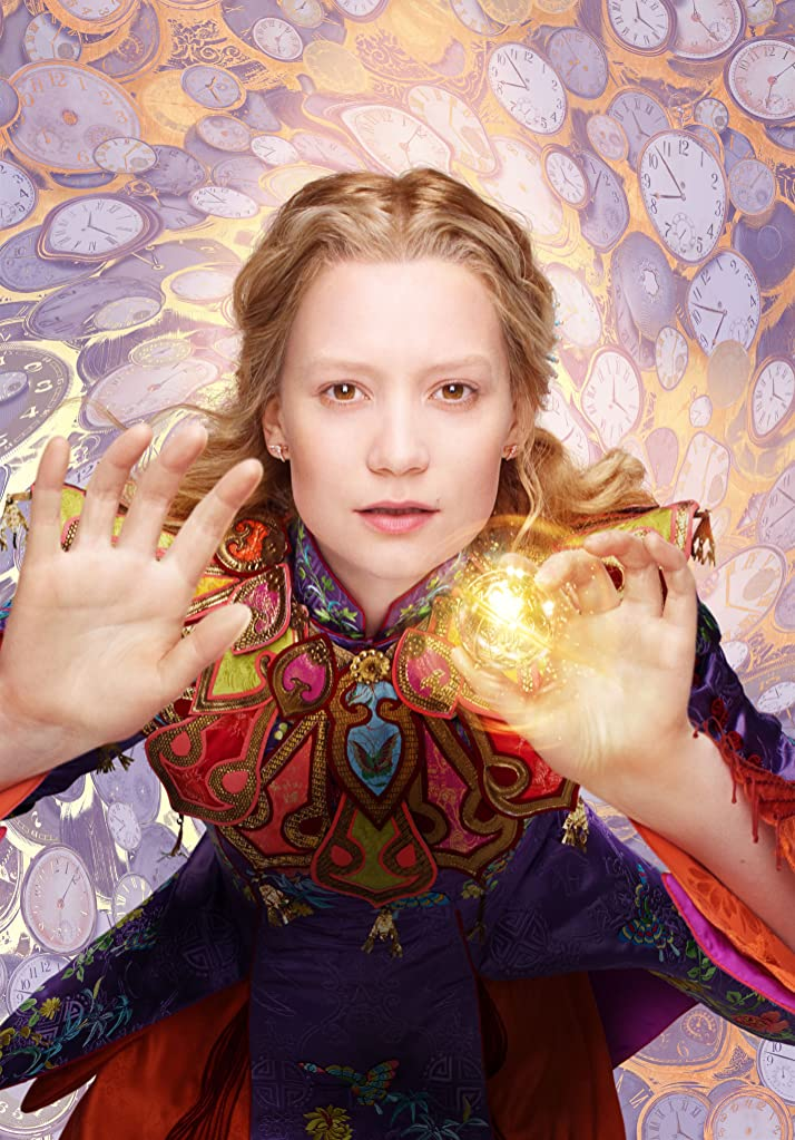New Alice Through The Looking Glass Trailer 2