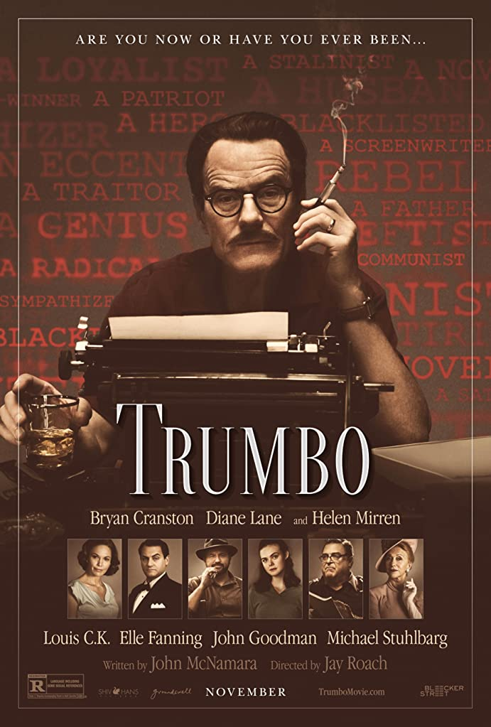 Bleecker Street's Trumbo - International Trailer 1