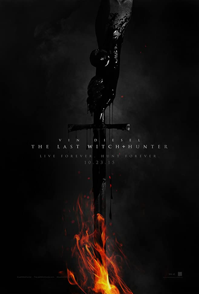 The Last Witch Hunter - Trailer 1