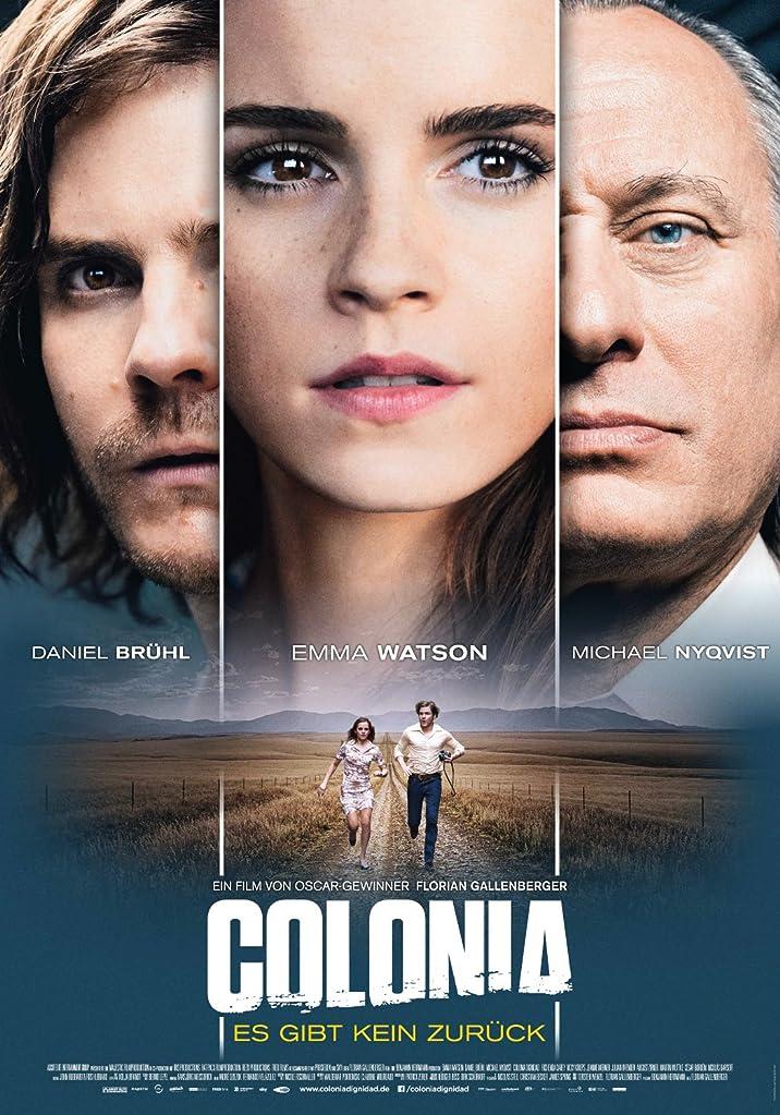 New Colonia Trailer Featuring Emma Watson & Daniel Brühl 3