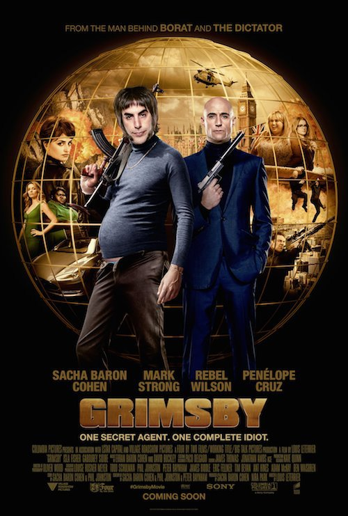 Sony Pictures' The Brothers Grimsby - Trailer 1