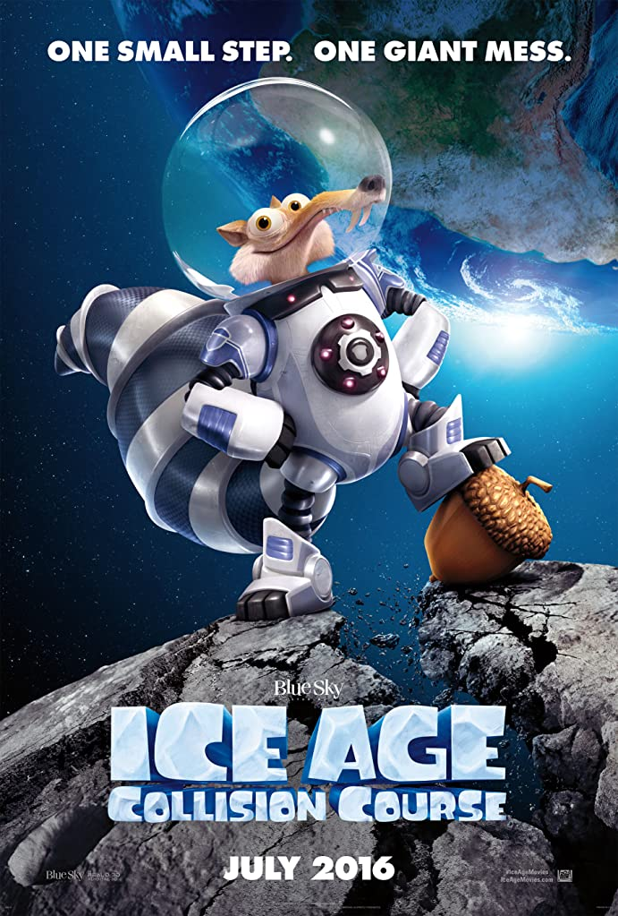 New Ice Age: Collision Course Trailer 1