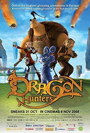 Download Dragon Hunters (2008) Dual Audio (Hindi-English) 480p | 720p