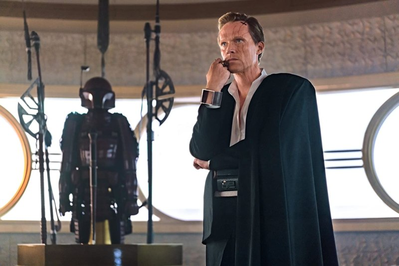 Paul Bettany in Solo: A Star Wars Story (2018)