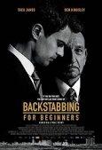 Image result for Backstabbing for Beginners movie poster 2018