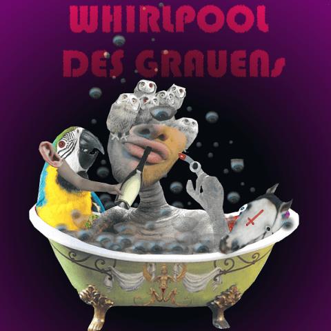 tipsy pudel – Whirlpool des Grauens