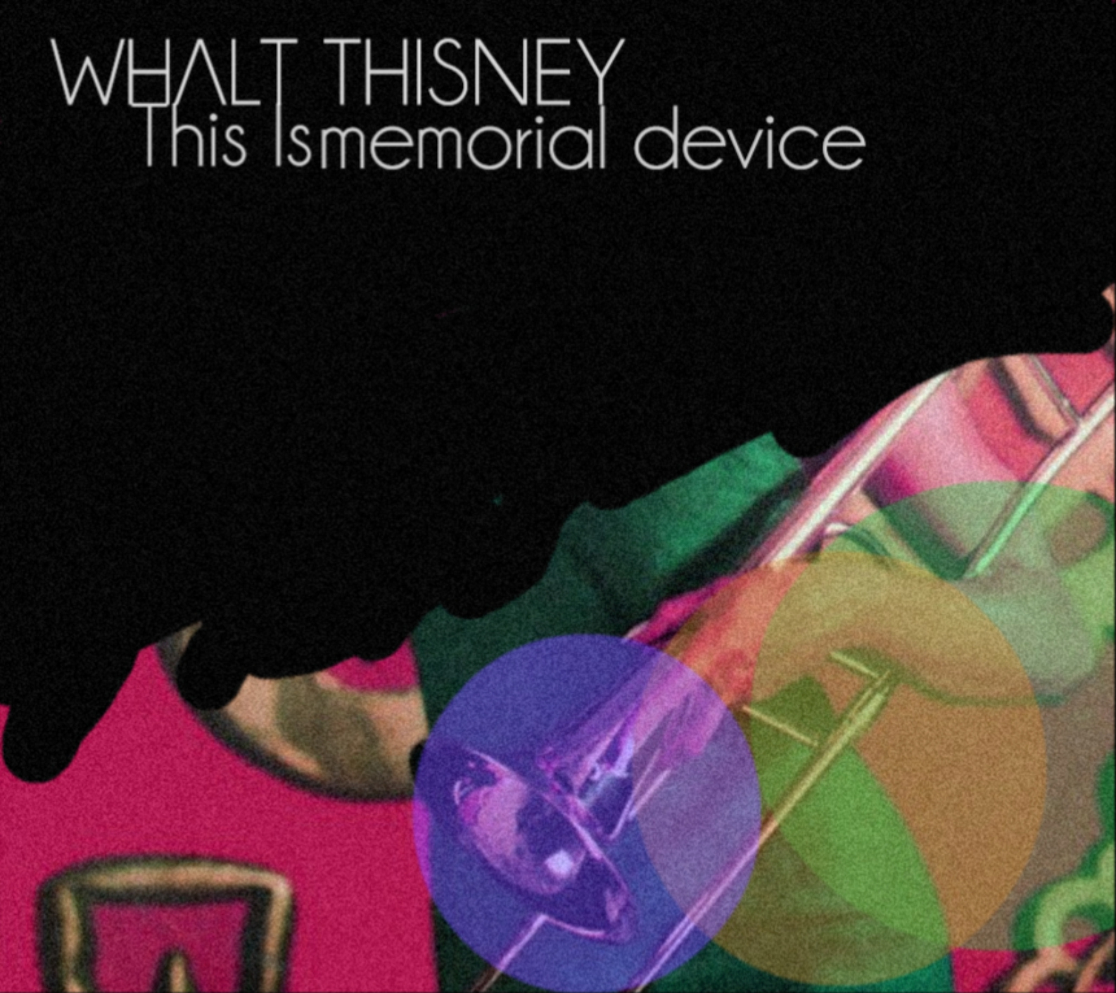 Whalt Thisney – This Is Memorial Device
