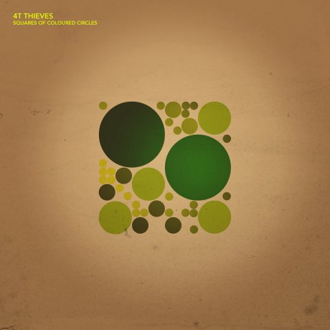 4T Thieves – Squares of coloured circles