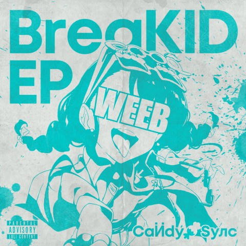 CaӤdy🍬Syлc – BreaKID EP