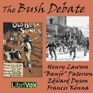 Bush debate cover
