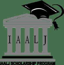 IAALJ Scholarship Logo 2