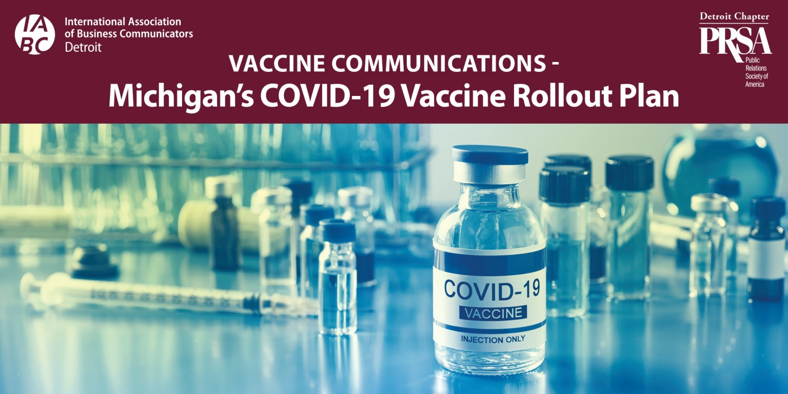Vaccination Communications Banner