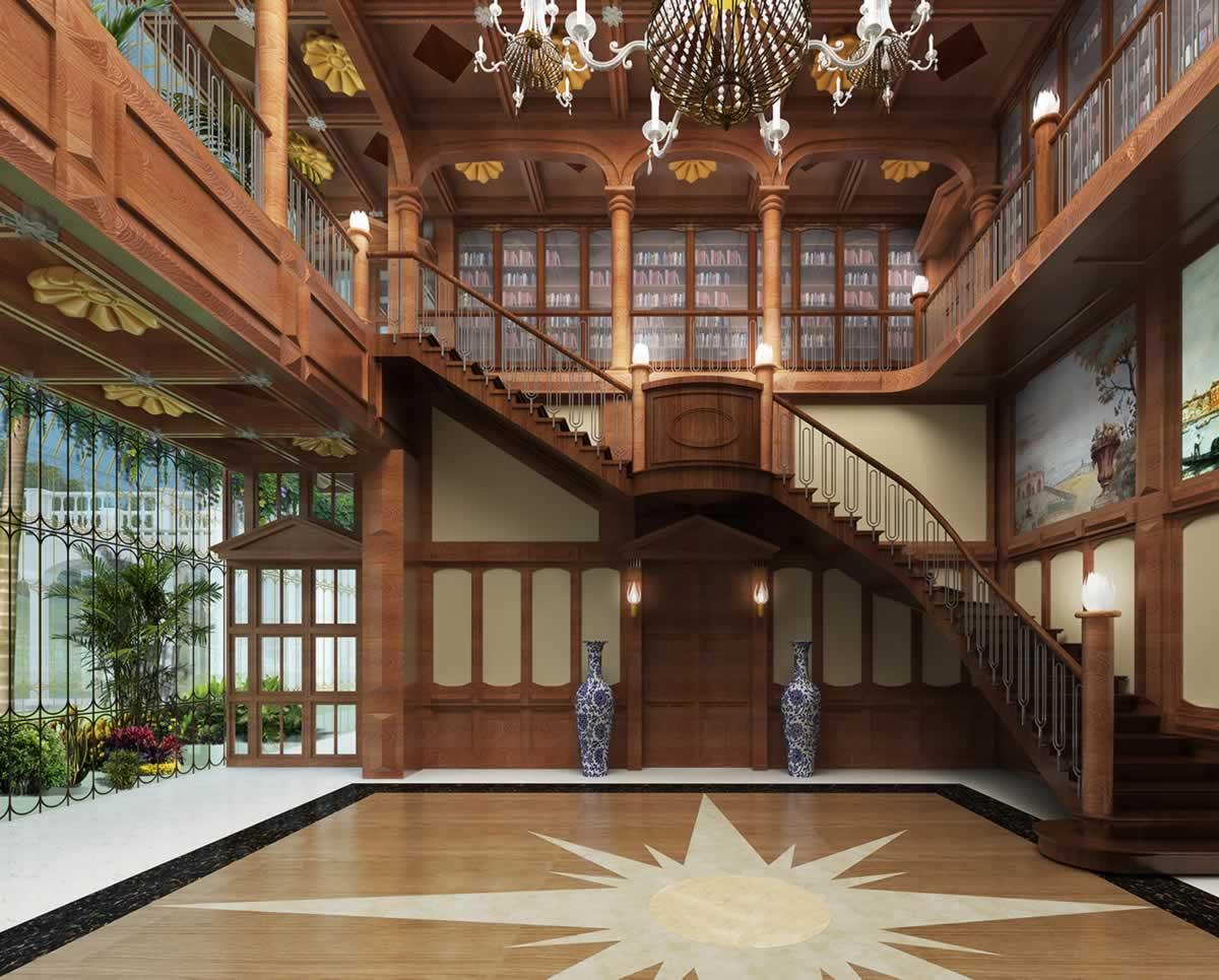 Castles In Renji Manor 3 Castle In European Neo
