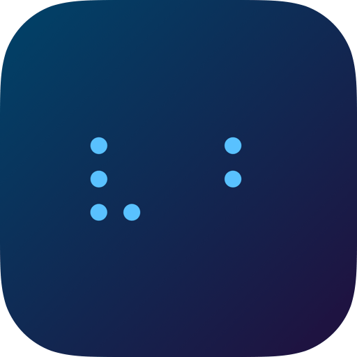 VisualBraille icon
