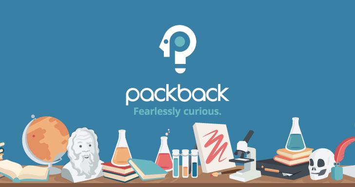 Packback Logo