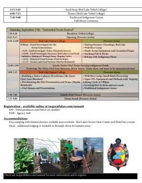 glifs_red lake_full schedule_0825162