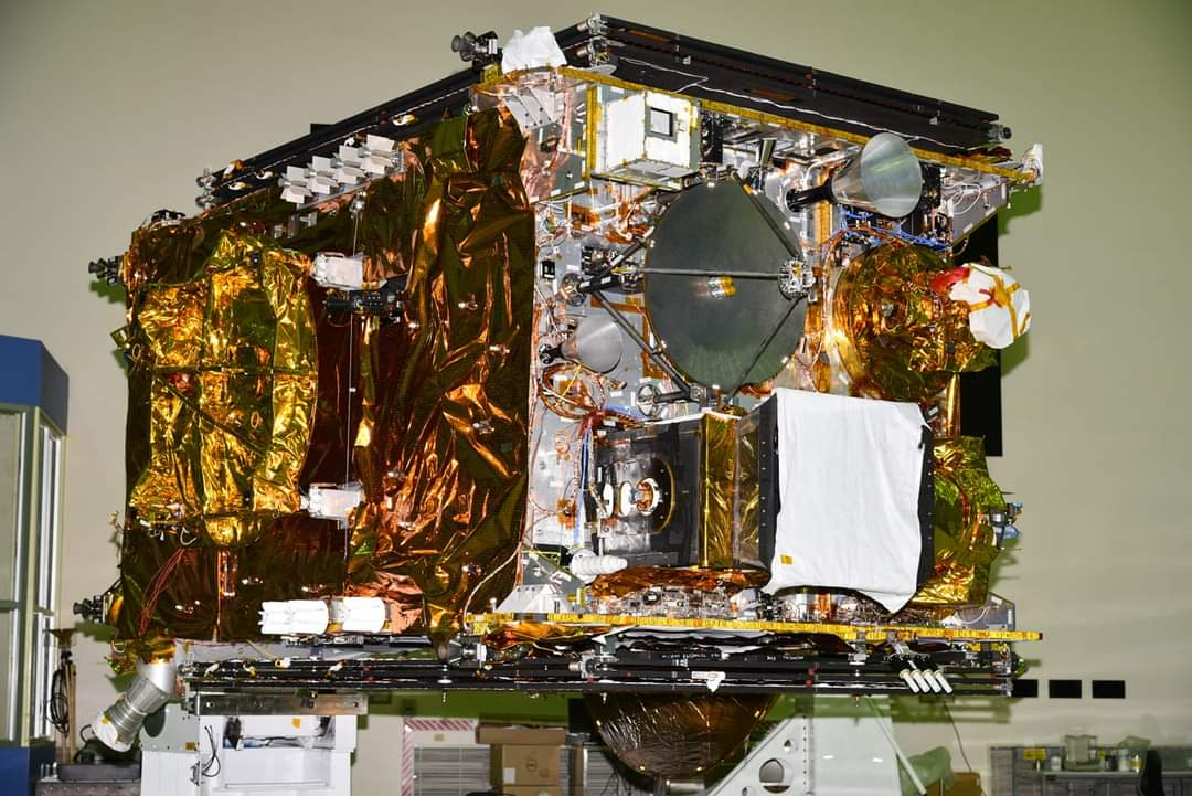India is Close to Achieving Data Relay Technology for Space Applications
