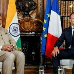 Amid AUKUS row, Modi speaks with Macron