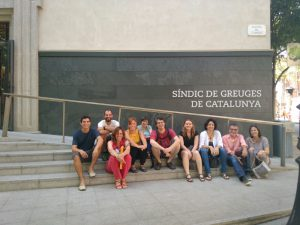 Reunió Síndic juliol2016