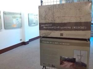 exposició MidCat CCAE