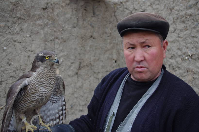 Central Asian Falconry Project