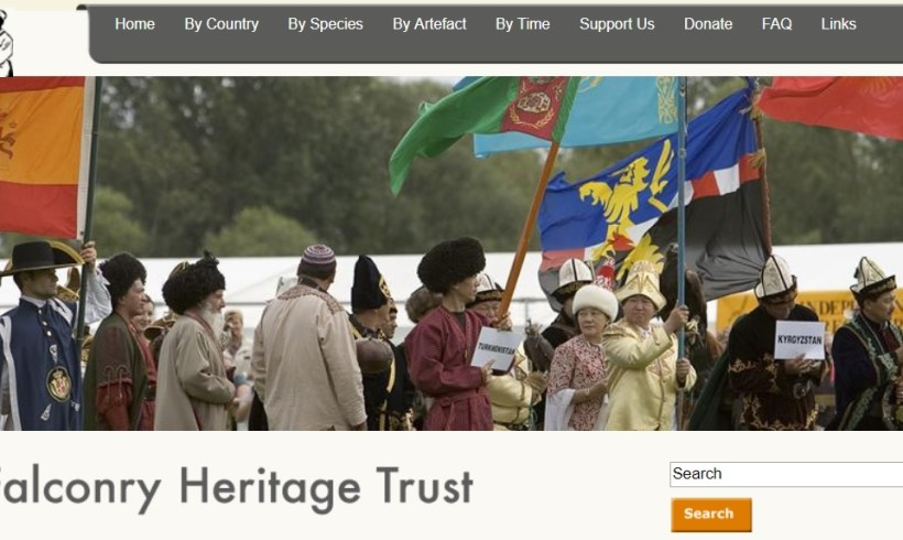 The Falconry Heritage Trust