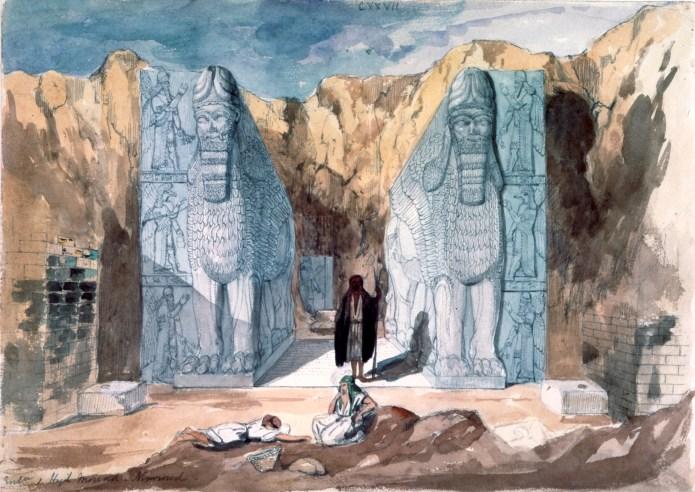 Discovery of Nimrud
