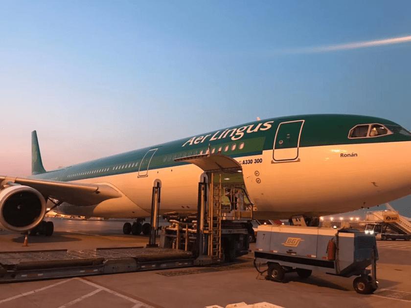 IAG Cargo, Aer Lingus | Humanitarian Aid 2
