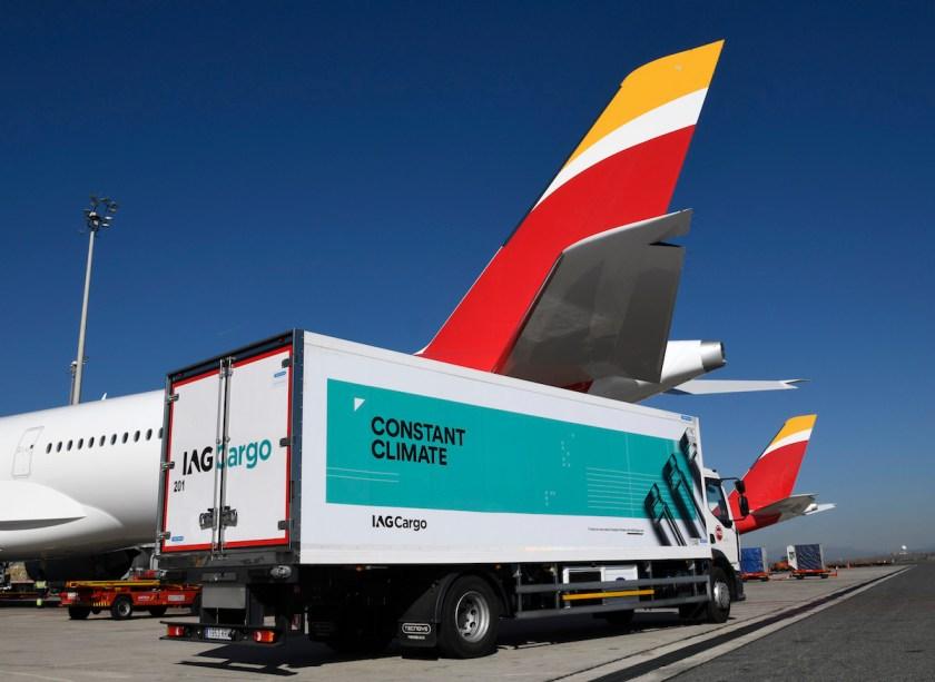 Iberia | Constant Climate | IAG Cargo