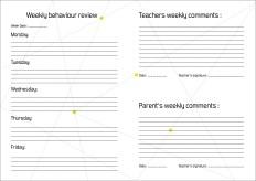 Golden Solution: Weekly Journal