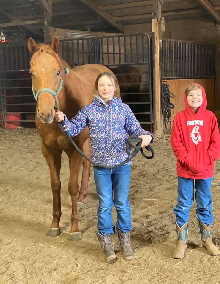 Calebs Promise adoption photo