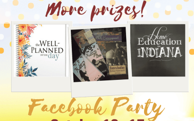 1, 2, 3… Go! More door prizes are here!