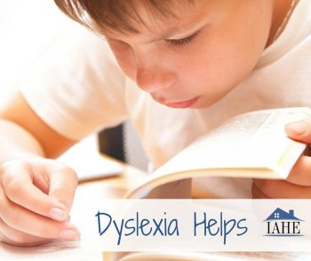 Dyslexia Helps