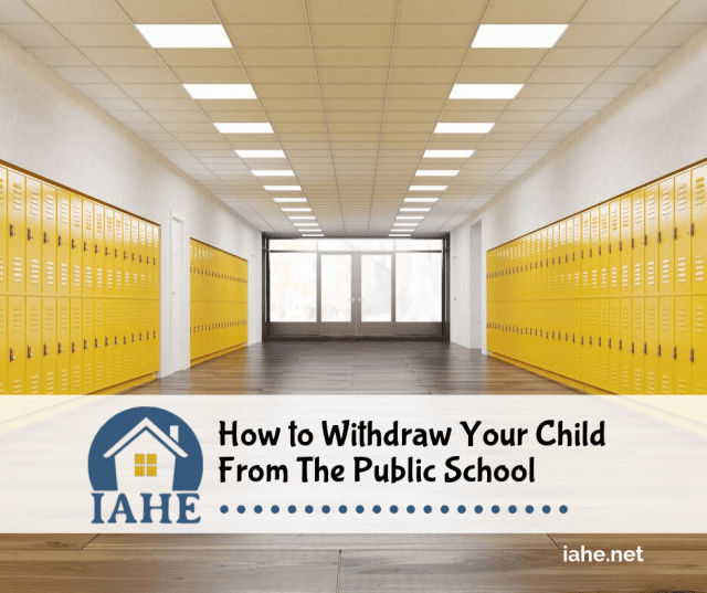 Child From The Public School In Indiana