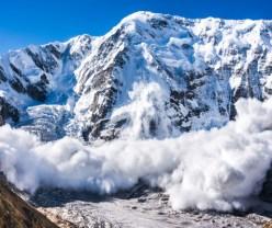 Unusual Seizure Following An Avalanche