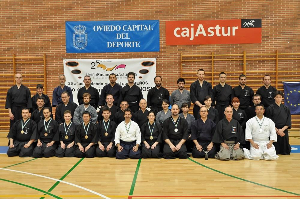 II Copa de Asturias de Iaido (4/4)