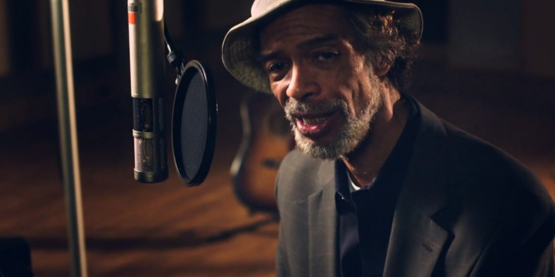 Who is Gil Scott-Heron?